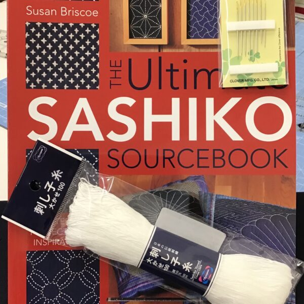 Sashiko supplies