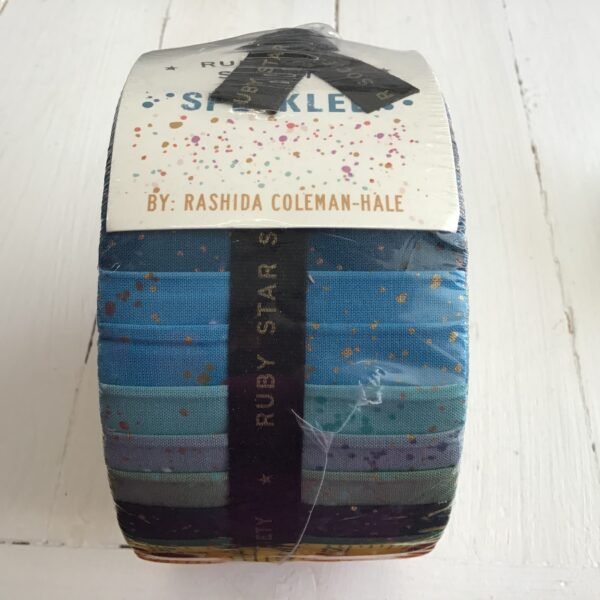 Speckled by Rashida Coleman Hale Jelly roll multi Moda