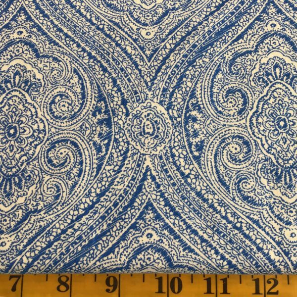 14932 Large  moroccan Tile Blue