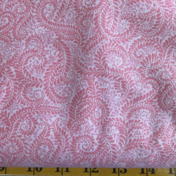 170501 LIBERTY GARDEN by Benartex Paisley pink