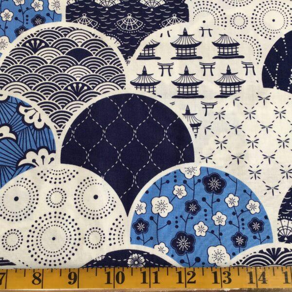 235613 Kimono by Stuart Hillard multi clamshells
