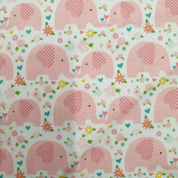 Riley Blake Sweet baby girl rbc8195 pink