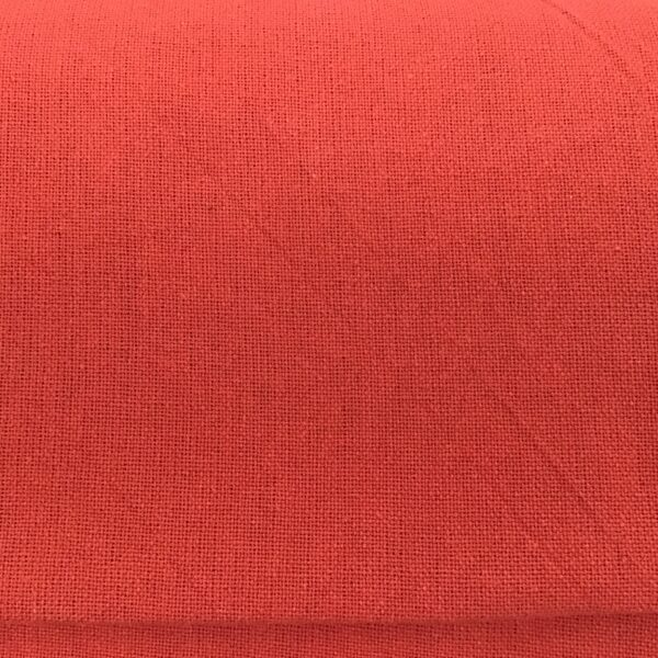 French Sashiko Prairie Cloth by French General Dusky Red Moda