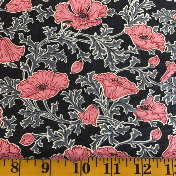 731A Beatrice Poppy pink Liberty Winterbourne
