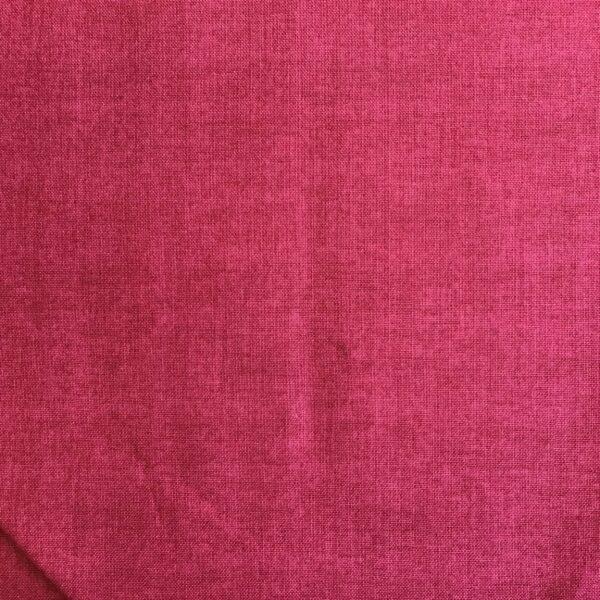 1473R4 Makower Linen Texture Mid red