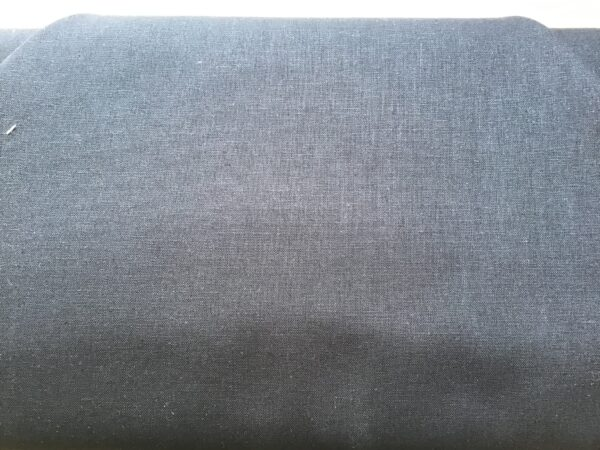 Essex linen Dark navy Sashiko