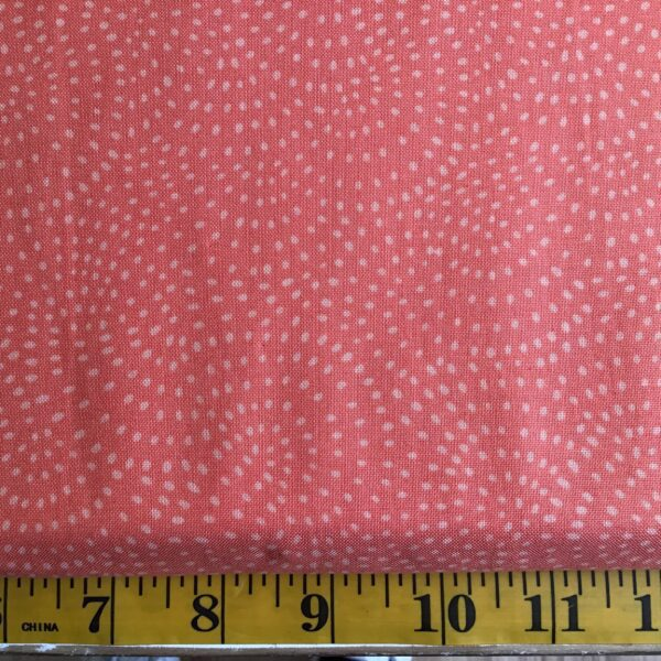 1155 Coral Twist Pink Fabric