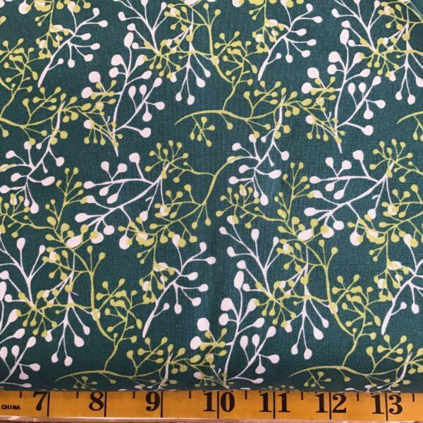 MPM48663 12 Painted Meadow Green Moda