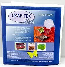 Craftex Lite Firm Interfacing