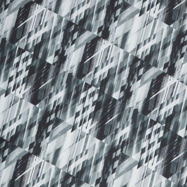 "Matrix Digital Grey Black 489399 108"" extra wide backing fabric"