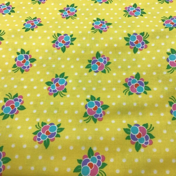 Good day bunches 2273 Yellow multi by Moda
