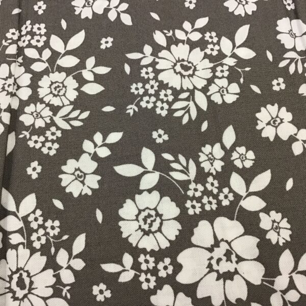 Canning Day 2908029 Twilight grey floral by Moda fabric