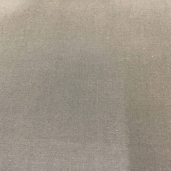2000S63 Plain Charcoal dark grey solid fabric by Makower Spectrum