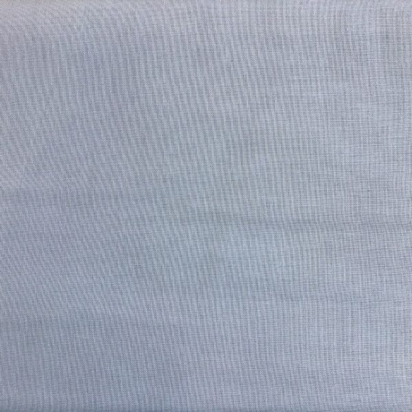 2000S73 Mercury by Makower Spectrum Solid light grey fabric