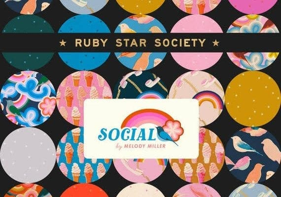 Social by Melody Miller