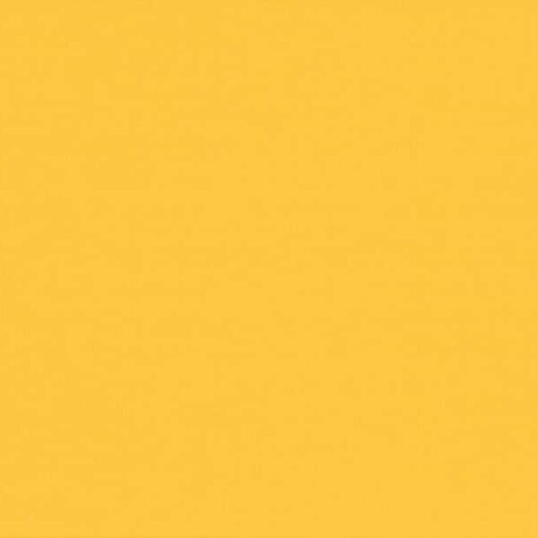 2000Y06 Bright Yellow Solid plain fabric Spectrum by Makower