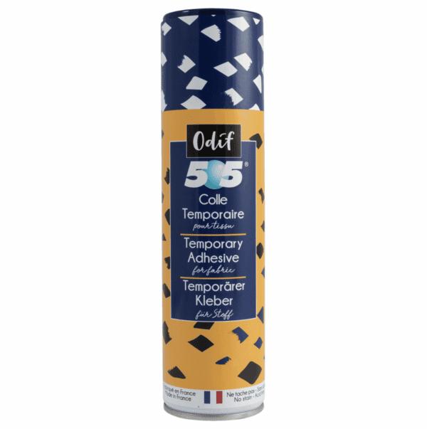 Odif 505 Basting Spray Glue 250ml Temporary Adhesive