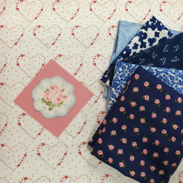 Love quilt kit