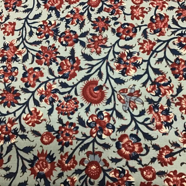 Floral and Blender Fabrics