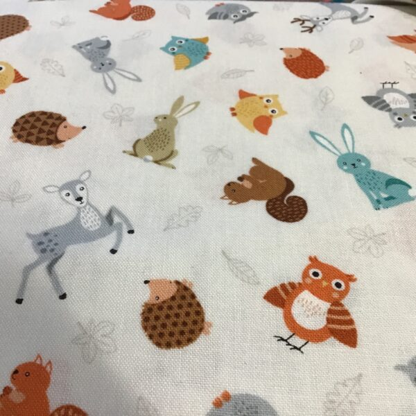 Forest animal scatter