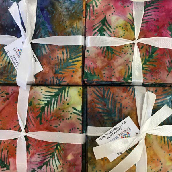 Textile Merchant Bfq0171 Batik 5xfq Pack Multi