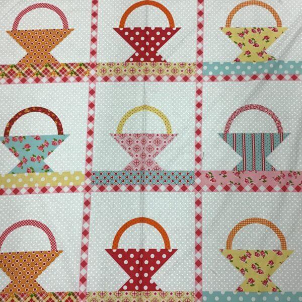 Annie's Basket Panel B