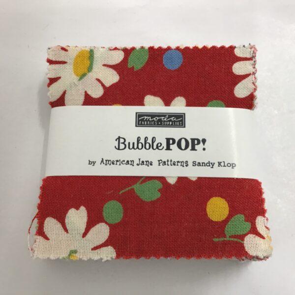 Moda Mini charm Bubble POP! Multi brights