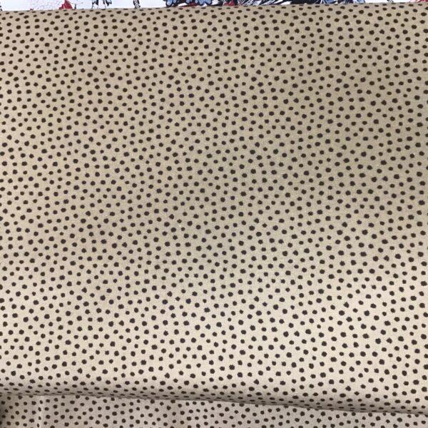 Regency Zarafa Giraffe Print Brown Tan by Moda Fabrics