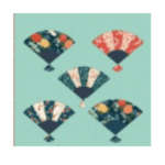 Michiko mini quilt kit