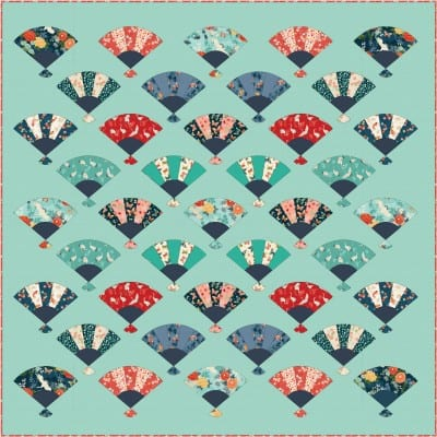 Michiko Range and FREE Pattern