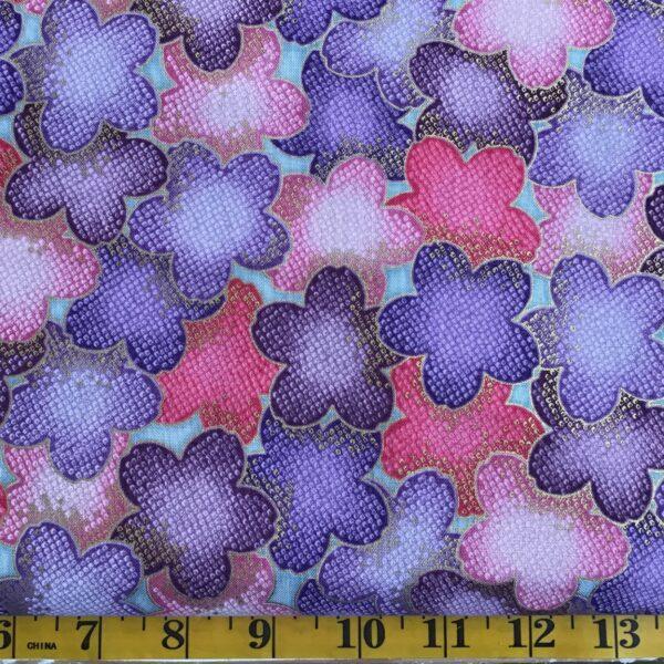 11997 satsuki cherry blossom by robert kaufman lilac pink