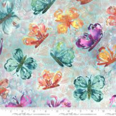 Sunshine Soul 846211 Cool Breeze All Aflutter by Create Joy for Moda Fabrics