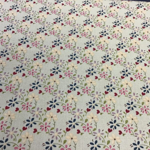Tomorrow's Heritage TH200103 Summer Meadow Green Yellow by Ellie's Quilt Place fabrics
