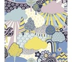Carnaby 940B Sunny Afternoon Daydream Lilac Blue by Liberty Fabrics