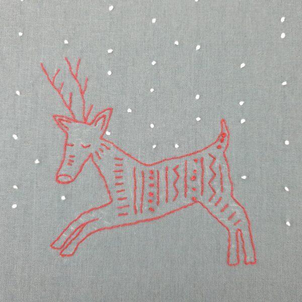 Scandi Reindeer Wallhanging Weds 13th Oct Workshop