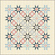 Tranquility FREE Pattern by Makower